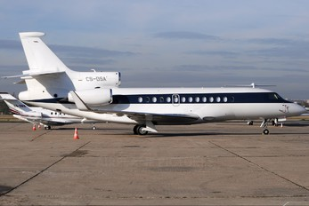 CS-DSA - NetJets Europe (Portugal) Dassault Falcon 7X