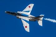 66-5745 - Japan - ASDF: Blue Impulse Kawasaki T-4 aircraft