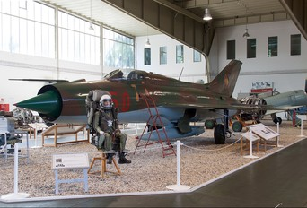 950 - Germany - Democratic Republic Air Force Mikoyan-Gurevich MiG-21PF
