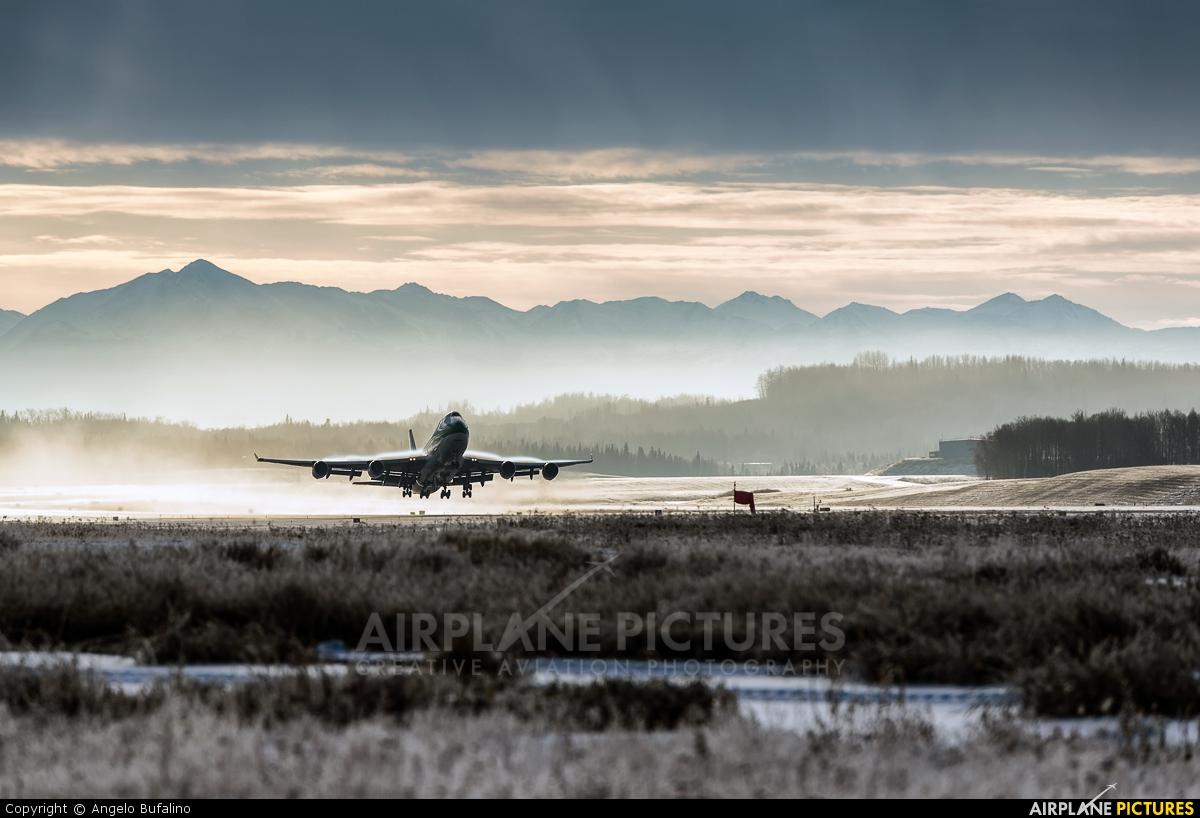 Nippon Cargo Airlines JA04KZ aircraft at Anchorage - Ted Stevens Intl / Kulis Air National Guard Base