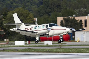 N303W - Private Cessna 303 Crusader