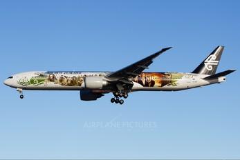 ZK-OKP - Air New Zealand Boeing 777-300ER