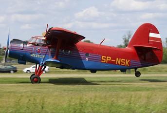 SP-NSK - Aeroklub Szczeciński PZL An-2