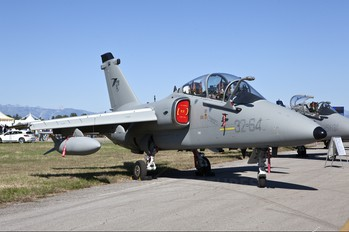 MM7158 - Italy - Air Force AMX International A-11 Ghibli