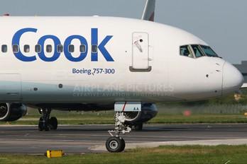 G-JMAA - Thomas Cook Boeing 757-300