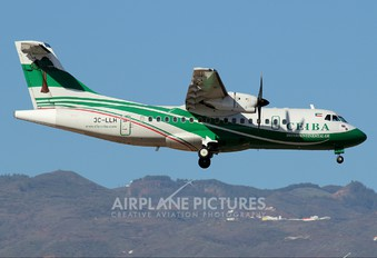 3C-LLH - Ceiba Intercontinental ATR 42 (all models)