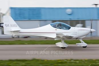 54-AND - Private FK Lightplanes FK14 Polaris