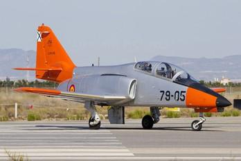 E.25-05 - Spain - Air Force Casa C-101EB Aviojet