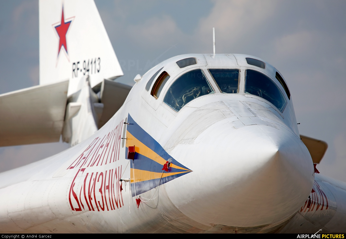 Russia - Air Force RF-94113 aircraft at Ramenskoye - Zhukovsky