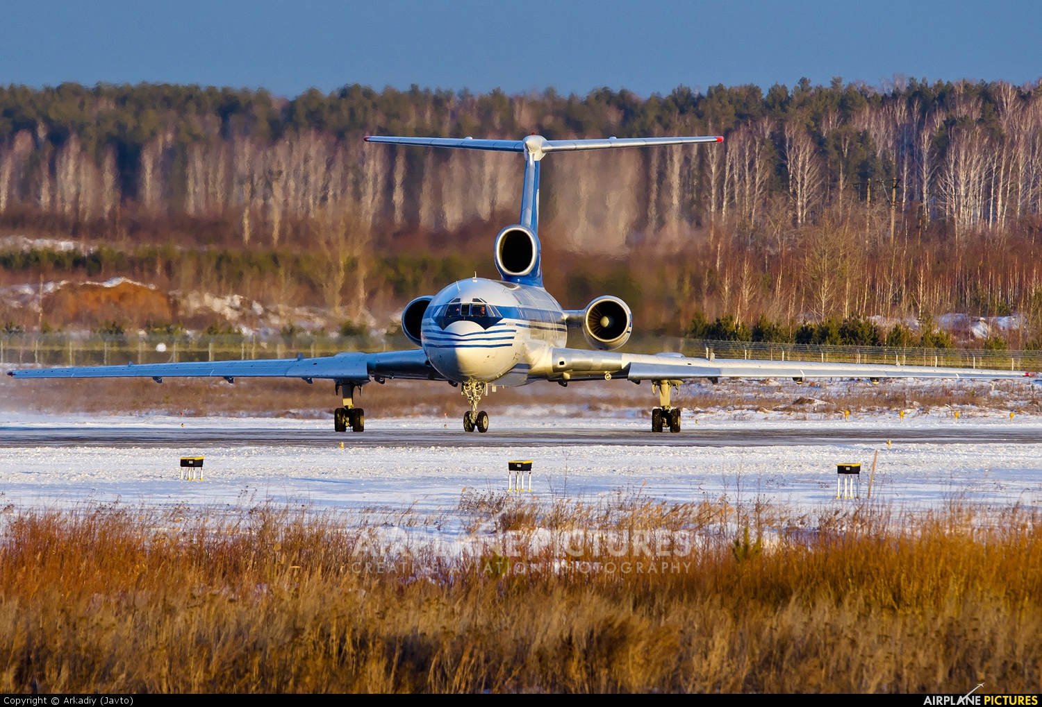Azerbaijan Airlines 4K-85729 aircraft at Koltsovo - Ekaterinburg