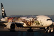 ZK-OKP - Air New Zealand Boeing 777-300ER aircraft