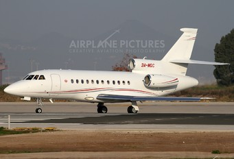 3A-MGC - Private Dassault Falcon 900 series