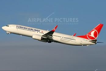 TC-JYH - Turkish Airlines Boeing 737-900ER