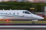 N270WS - Private Learjet 55 aircraft