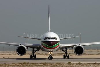 A40-GV - Gulf Traveller Boeing 767-300