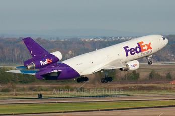 N395FE - FedEx Federal Express McDonnell Douglas DC-10