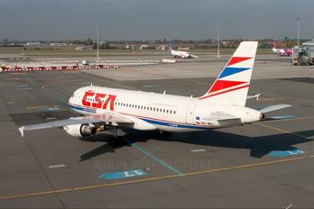 OK-MEL - CSA - Czech Airlines Airbus A319