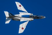 46-5725 - Japan - ASDF: Blue Impulse Kawasaki T-4 aircraft