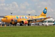 9M-AFG - AirAsia (Malaysia) Airbus A320 aircraft