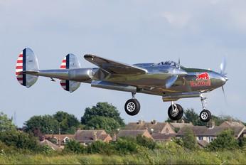 N25Y - The Flying Bulls Lockheed P-38 Lightning