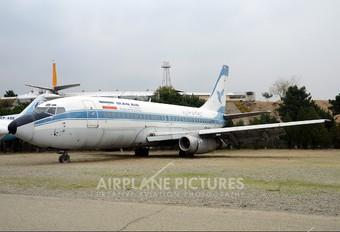 EP-IGA - Iran Air Boeing 737-200