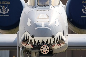 81-0967 - USA - Air Force Fairchild A-10 Thunderbolt II (all models)