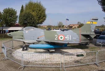 MM6303 - Italy - Air Force Fiat G91