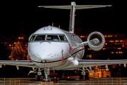 P4-GJL - Global Jet Luxembourg Canadair CL-600 Challenger 850 aircraft