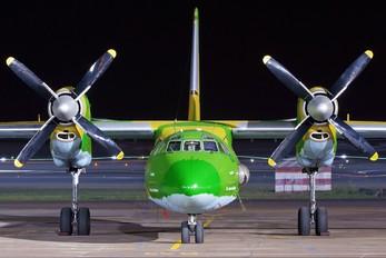 3C-4GE - Equatorial Guinea - Government Antonov An-32 (all models)