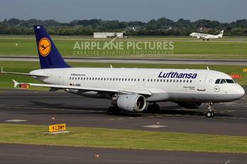 D-AIQH - Lufthansa Airbus A320