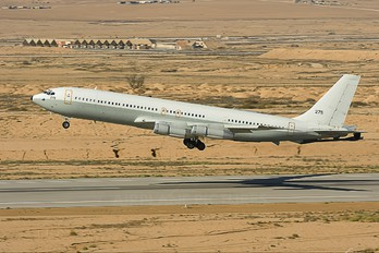 275 - Israel - Defence Force Boeing 707-300