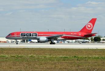 YV2242 - Santa Barbara Airlines Boeing 757-200