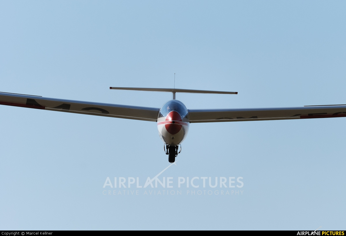 Aeroklub Dubnica nad Vahom OM-6509 aircraft at Spišská Nová Ves