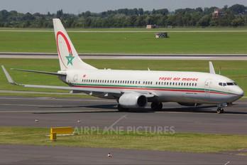 CN-RNK - Royal Air Maroc Boeing 737-800