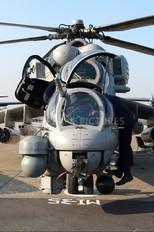 Z3140 - India - Air Force Mil Mi-35E