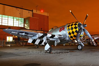 NX1345B - Private Republic P-47D Thunderbolt