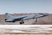 21 - Russia - Air Force Mikoyan-Gurevich MiG-31 (all models) aircraft