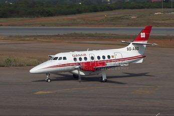 9G-ASG - Gianair British Aerospace Jetstream (all models)