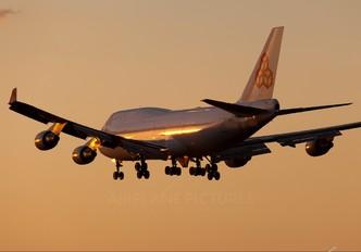 LX-ACV - Cargolux Boeing 747-400BCF, SF, BDSF