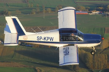 SP-KPW - Private Morane Saulnier MS.887 Rallye 125
