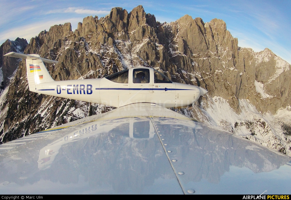 Private D-EMRB aircraft at In Flight - Austria