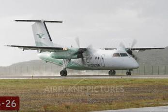LN-WSB - Widerøe de Havilland Canada DHC-8-200Q Dash 8