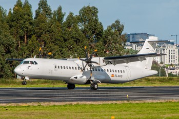 EC-KKQ - Swiftair ATR 72 (all models)