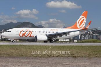 PR-VBV - GOL Transportes Aéreos  Boeing 737-700