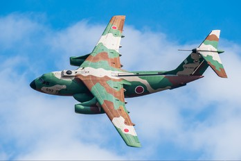 28-1002 - Japan - Air Self Defence Force Kawasaki C-1