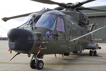 ZJ992 - Royal Air Force Agusta Westland AW101 411 Merlin HC.3