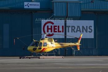 LN-OGN - Helitrans Eurocopter AS350 Ecureuil / Squirrel