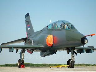 23741 - Serbia - Air Force Soko G-4 Super Galeb
