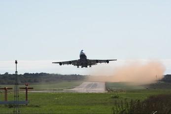 VP-BQH - Transaero Airlines Boeing 747-200