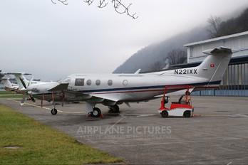 N221XX - Private Pilatus PC-12